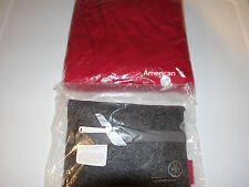 New American Airlines First Class Pajamas S/M or L/XL & Amenity Kit