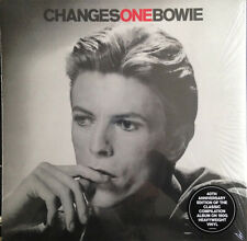 David Bowie - Changes One Bowie LP - Greatest Hits - Space Oddity + Black vinyl