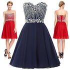 Stock New Short Prom Evening Party Cocktail Wedding Bridesmaid Homecoming Dress