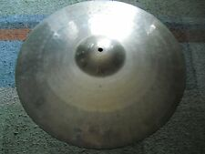 "20"" Sabian AAX Ride or Metal Crash Faded Ink Logos 2400g"