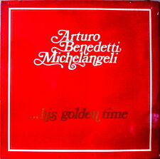 ARTURO BENEDETTI MICHELANGELI - ...His Golden Time, F. Chopin LP SEALED RARITA'