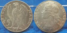 Probeprägung Weimar 5 Mark 1925D Motivprobe in Silber(2), VS und RS n. Design