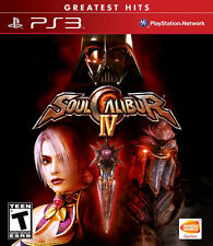 Soul Calibur IV PS3 New Playstation 3