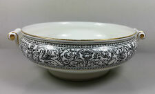 WEDGWOOD FLORENTINE (BLACK) W4312 VEGETABLE TUREEN BASE ONLY (PERFECT)