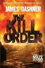 REDUCED NEW The Kill Order (The Maze Runner) FREE SHIP