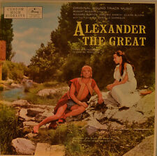 "OST - SOUNDTRACK - ALEXANDER THE GREAT -  MARIO NASCIMBENE  12"" LP (L866)"