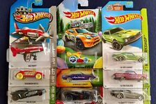 HOT WHEELS LOT OF 33 FROM 2013 - 2015 *NEW*