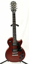 Epiphone ENL1WCCH1 Les Paul Studio Mahogany Worn Cherry Finish Electric Gui