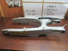 KDX 220 KAWASAKI  1998 KDX 220 1998 SWING ARM