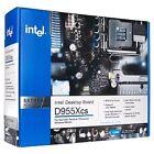 Intel D955Xcs Intel 955X Socket 775 BTX Motherboard w/Audio, LAN & RAID New