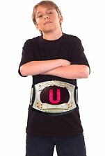 WWE Electrovision Championship Belt With 6 Animated Super Star Show Music Toy