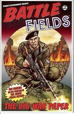 BATTLE FIELDS vol 2 #3   First Printing from Dynamite Comics New