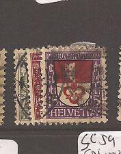 Switzerland SC B12-4 VFU (6ayv)
