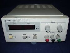 DC Power Supply AGILENT E3610A