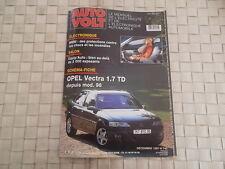 AUTO VOLT OPEL VECTRA 1.7 TD DEPUIS 1996