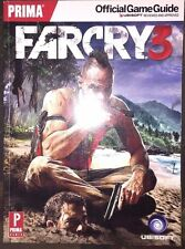 FAR CRY FARCRY 3 STRATEGY GAME GUIDE PS3 XBOX 360