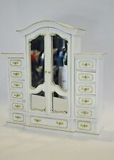 1:6 Scale Furniture for Fashion Dolls  Action Figures 23075 WG Wardrobe/Dresser