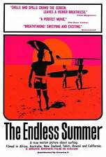 "THE ENDLESS SUMMER Movie Poster [Licensed-New-USA] 27x40"" Theater Size (1966) B"