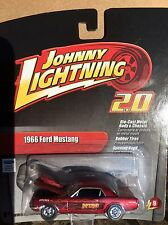 Johnny Lightning 2.0 COLLECTION 1966 Mustang INFERNO