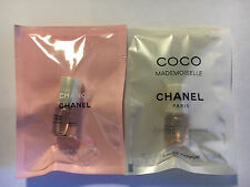 2: Chanel Chance Eau Tendre & Coco Mademoiselle Roll Rollerball 2ml / 0.07oz ea