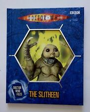 Doctor Who Files - The Slitheen - BBC - Hardback