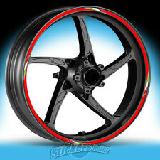 Adesivi moto HONDA NC750X - strisce RACING3 cerchi ruote stickers