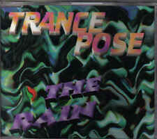 Trance Pose-The Rain cd maxi single eurodance holland
