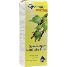 SPITZNER SAUNAAUFGUSS Nordische Birke Hydro 190 ml