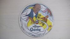 Pictur tone Cardboard Picture Records The FISHERMAN AND THE GENIE 78RPM 50s