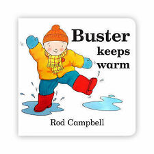 Buster keeps warm, Campbell, Rod, New Book