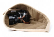Large Camera DSLR SLR Lens Waterproof Protective Wrap Clothes For Canon Pentax