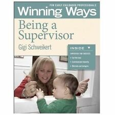 Winning Ways: Being a Supervisor : Winning Ways for Early Childhood...