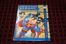Justice League of America - Season 2 (DVD, 2006, 4-Disc Set) *Brand New Sealed*