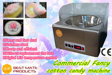 New B.M CC-3801H 1100W Fancy Commercial Cotton Candy Floss Maker Machine Store