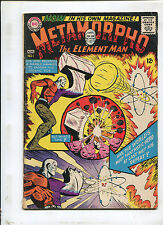 METAMORPHO #1 (4.5) ATTACK OF THE ATOMIC AVENGER! 3RD METAMORPHO, 1965