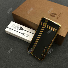 FLAMINGO USB Electronic Rechargeable Battery Flameless Cigar Cigarette Lighter