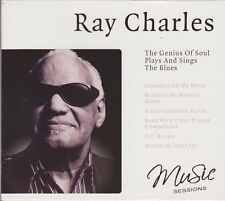 CD Album Ray Charles The Genius Of Soul Plays And Sings The Blues 2006