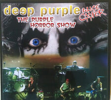 "DEEP PURPLE - ALICE COOPER ""THE PURPLE HORROR SHOW"" MEGA RARE DOUBLE CD LIVE !"