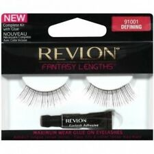 REVLON FALSE EYE LASH EYELASHES EYELASH 91001 DEFINING