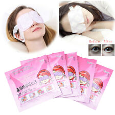 1Pack Eyeshade 40 Degrees Steam Mask Relax Eyestrain Eyes Pads Treatment Healing