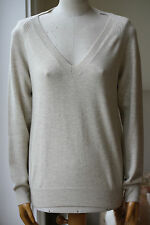 STELLA MCCARTNEY WOOL AND CASHMERE SWEATER IT 38 UK 6