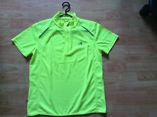 Karrimoor Hi-visibility Yellow Cycling shirt, size Small