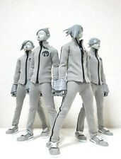 Ashley Wood 3A ThreeA Popbot Tomorrow King TK Interyo Hornet Yellow set of 4