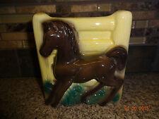 "Vintage Royal Copley Horse 5"" Planter Dish Figurine/Figure"