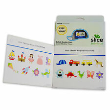SLICE FABRIQUE TO-DO KIT SCHEDA SD PLAYTIME (TEMA BABY)