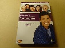 5-DISC DVD BOX / EVERYBODY LOVES RAYMOND - SEIZOEN 5