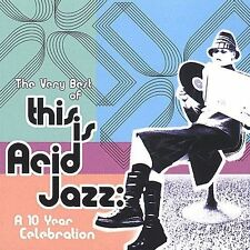 Very Best of This Is Acid Jazz: 10 Year Celebration, Various Artists, Good