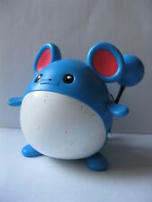 MARILL stamped Tomy 1999 Pokemon PVC Figure about 3.5 inches tall TALKS