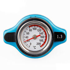 Car Moto 1.3 Bar Thermo Thermostatic Radiator Cap Cover Water Temperature Gauge