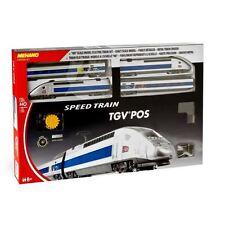jouet train electrique coffret mehano neuf TGV POS NEUF